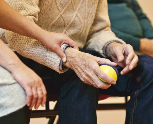Exercise for over 50s seniors retirees