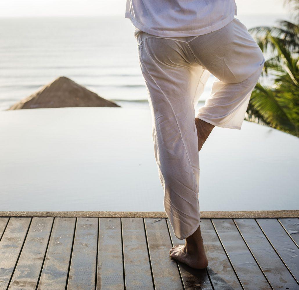 Anxiety yoga meditation treatments